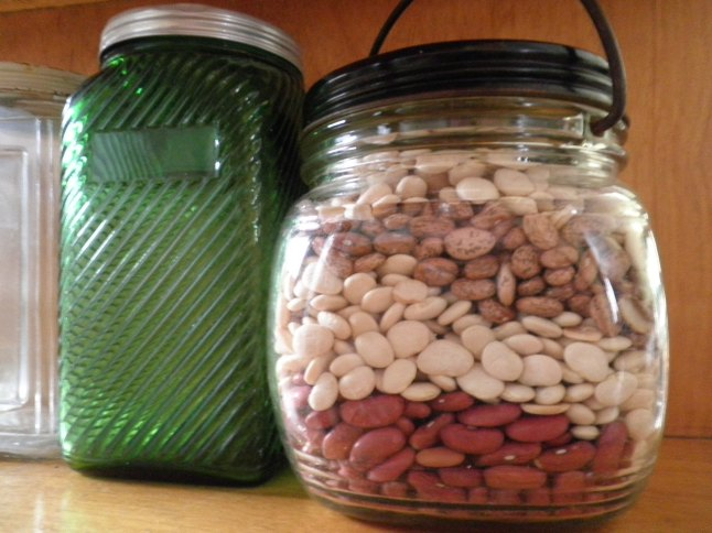 Dried Beans, Bean Recipes, Frugal Living, Simple Life