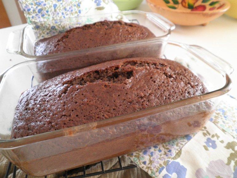 My Chocolate Zucchini Bread Recipe