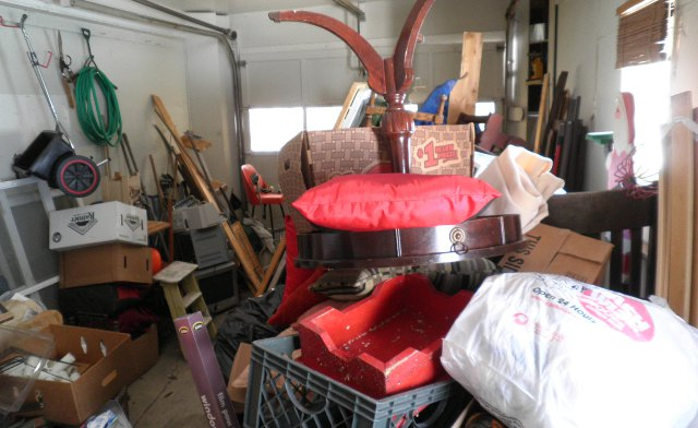 How to Have a Garage Sale, Rummage Sale
