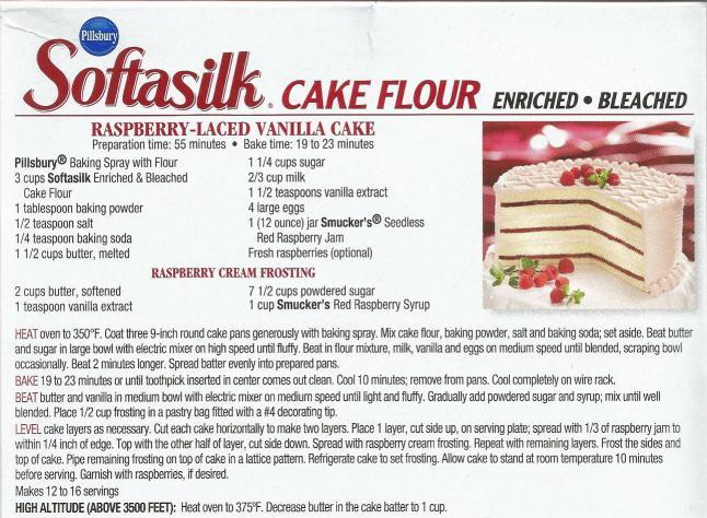 3 Delicious $5.00 Cakes